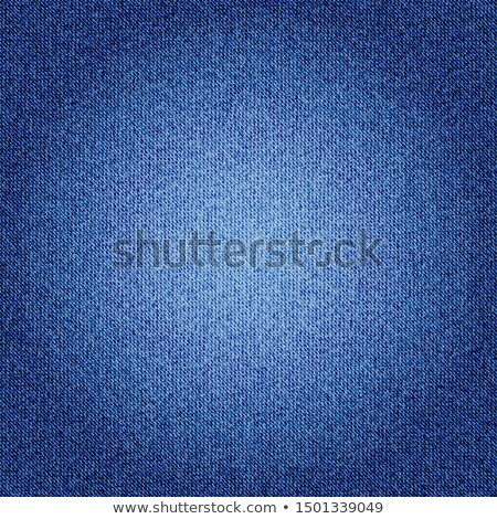 Blue jeans denim background Stock photo © day908