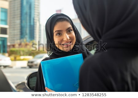 Omani Women stock photo © zambezi