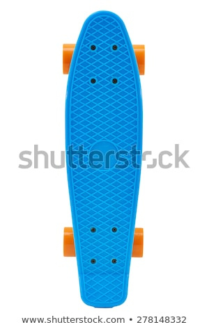 Top view of skate board Stock photo © stevanovicigor