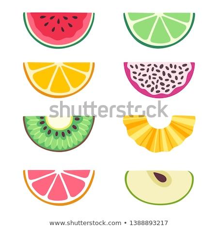 melone · anguria · insalata · alimentare · colazione · fresche - foto d'archivio © m-studio