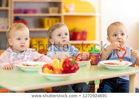 Feeding Time Stock photo © craig
