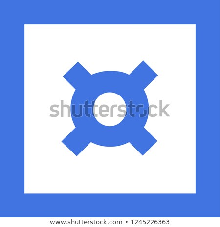 Stok fotoğraf: Değiştirme · madeni · para · logo · pazar · amblem · iş