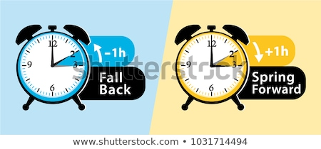 2019-2020 Clock dial #2 Stock photo © Oakozhan