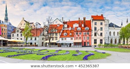 Stock photo: Livu square, Riga