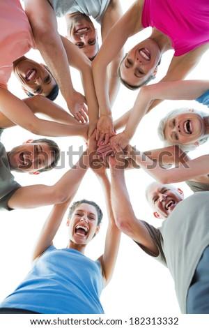 Widoku grupy aktywny starszy ludzi Zdjęcia stock © wavebreak_media