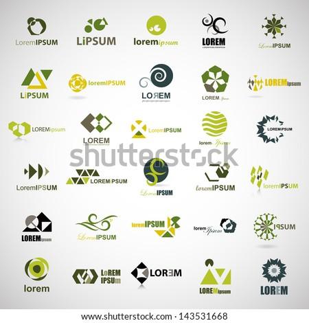 三角形 ロゴデザイン テンプレート ビジネス アイコン 革新 ストックフォト © kyryloff