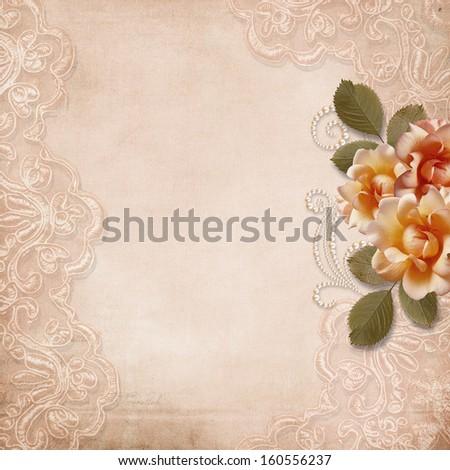 kartkę · z · życzeniami · ślub · starego · papieru · tekstury · strony · moda - zdjęcia stock © inxti