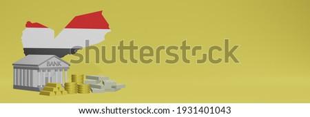 Cartão de crédito Iémen bandeira banco apresentações negócio Foto stock © tkacchuk