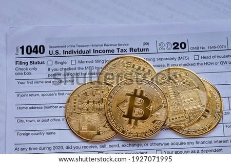 Bitcoin eletrônico forma dinheiro pagamento Foto stock © m_pavlov