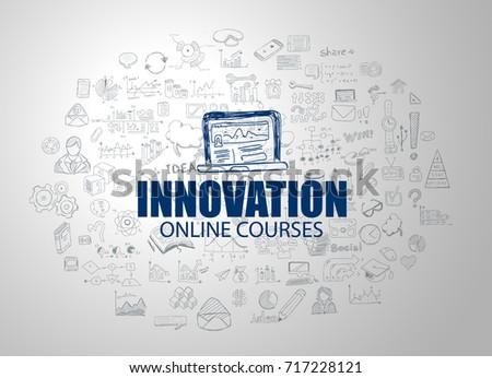Сток-фото: онлайн · образование · бизнеса · болван · дизайна · стиль