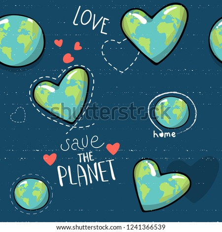 Planeta terra continentes textura mapa Foto stock © popaukropa