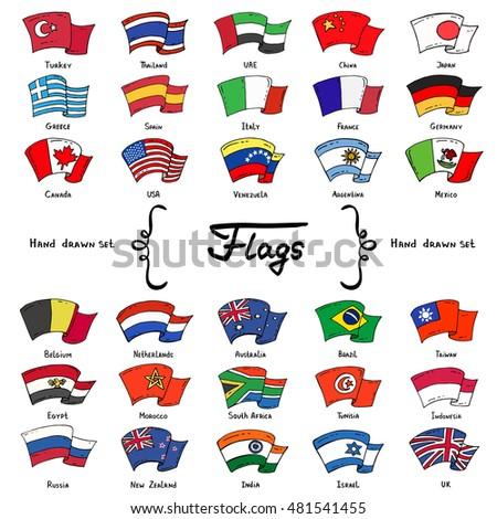 botão · Índia · mapa · caixa · bandeira · país - foto stock © garumna