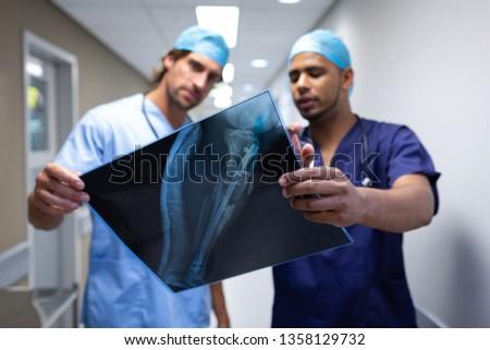 мнение мужчины хирурги Сток-фото © wavebreak_media