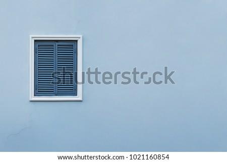 Hagyományos ablak színes homlokzat épület öreg Stock fotó © boggy