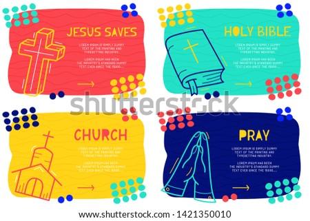 Biblia resumen traducción cristianismo sagrado Foto stock © RAStudio