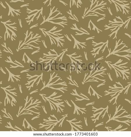Zöld semleges végtelen minta modern terv stílus Stock fotó © almagami