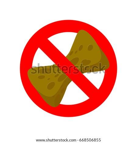 Stop öreg szivacs tilos mosás piros Stock fotó © MaryValery