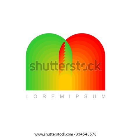 Logo sjabloon bedrijf business embleem ontwerpsjabloon Stockfoto © popaukropa