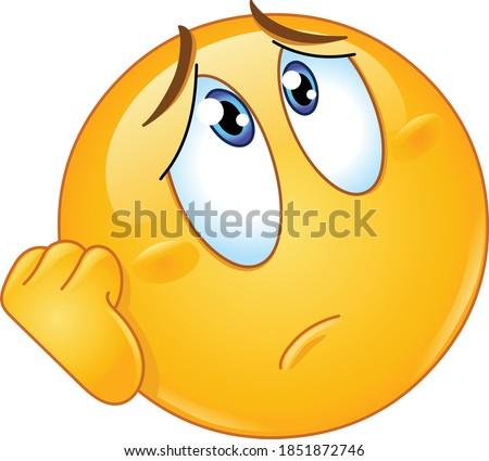 Solidão símbolo triste cara assinar desapontamento Foto stock © popaukropa