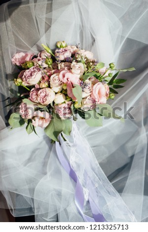 Güller lies sandalye kız doku Stok fotoğraf © ruslanshramko