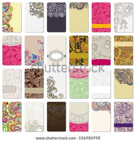 negocios · diseno · plantillas · establecer · banners - foto stock © user_10144511