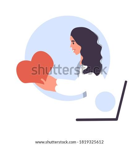 masculino · conselheiro · ilustração · amigável · sessão · escritório - foto stock © decorwithme