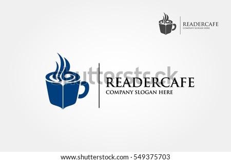 Vector concept coffee break creative business illustration with  stock photo © Giraffarte