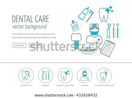 opieka · stomatologiczna · stomatologia · wyposażenie · stronie · komórkowych - zdjęcia stock © makyzz
