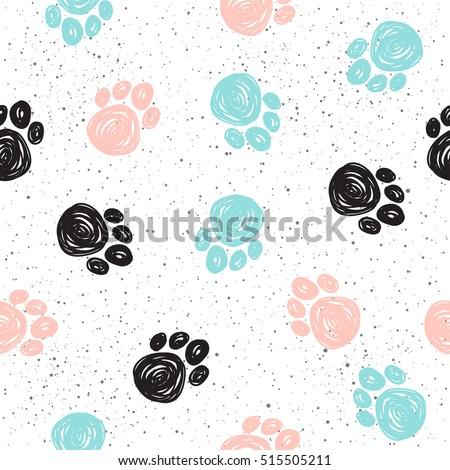 Dessinés à la main vecteur doodle bleu couleurs Photo stock © Pravokrugulnik
