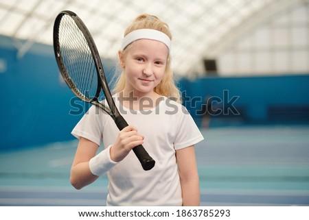 gericht · mooie · vrouw · atleet · permanente · basketbal - stockfoto © pressmaster