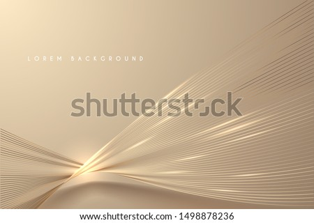 Stock fotó: Red Abstract Art Background Silk Texture And Wave Lines In Moti