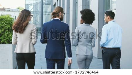 Iş arkadaşları şirket Stok fotoğraf © wavebreak_media