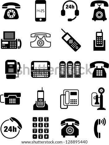 Smartphone home telefono wifi connessione icona Foto d'archivio © pikepicture