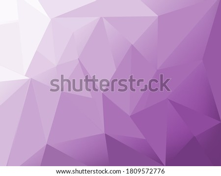 Gemstone diamond or shiny glass triangular texture kaleidoscope Stock photo © Arsgera