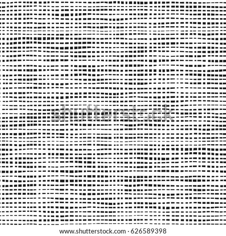 Hand drawn seamless repeating pattern with checker lines tiling. Grungy freehand background texture. Stock photo © samolevsky