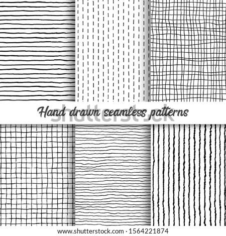 Fara sudura undă model vector textură Imagine de stoc © samolevsky
