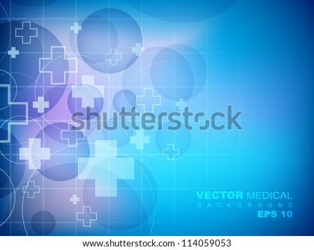 medical and healthcare background with cardiograph line Stock photo © SArts