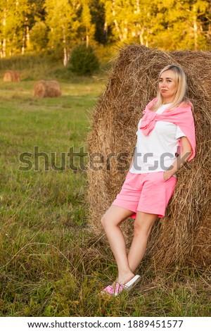portret · jonge · mooie · blond · witte · oog - stockfoto © RuslanOmega