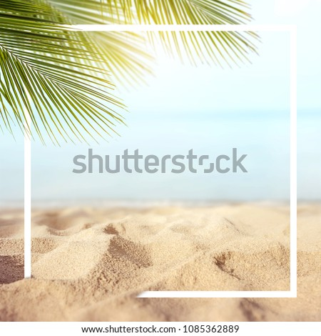 abstract summer holiday background stock photo © pathakdesigner