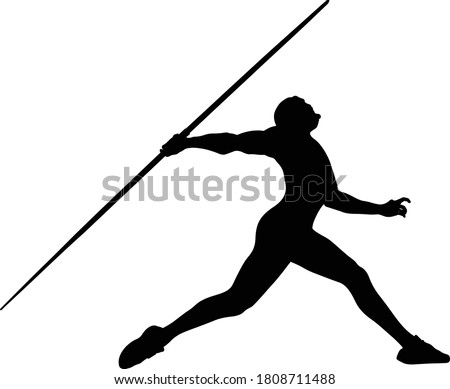 útvonal mező férfi fehér vektor férfi Stock fotó © leonido