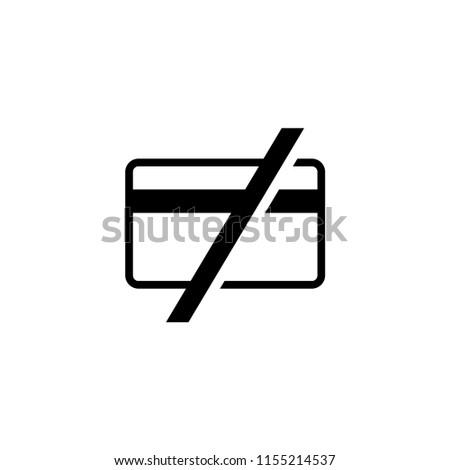 Card de credit icoană proiect izolat alb miniaturi Imagine de stoc © lucia_fox