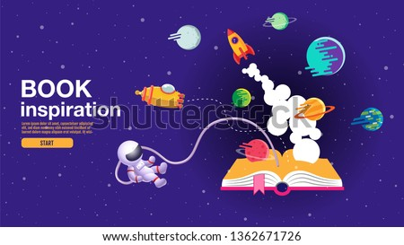 back to school sale design with colorful pencil brush and other school items on abstract background stock photo © articular
