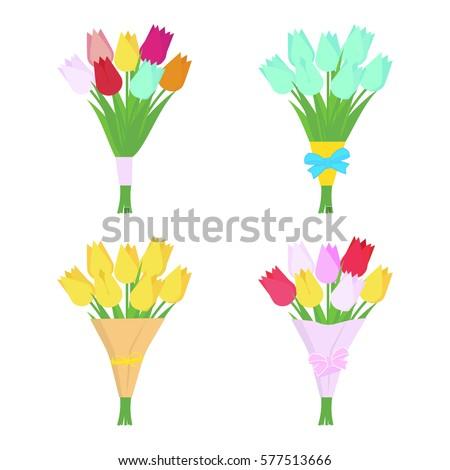 Fleurs vecteur belle floral cadeau Photo stock © pikepicture