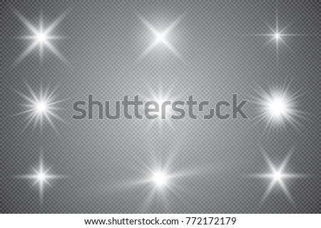 Bleu glitter transparent dynamique lumières Photo stock © olehsvetiukha