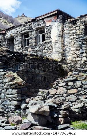 山 · 家 · 屋外 · 近代建築 · ホーム · ガラス - ストックフォト © boggy