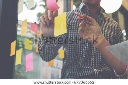 Trabajo relajarse mujer de trabajo nuevos Foto stock © Freedomz