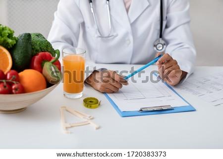 doktor · tıbbi · kalp · ev - stok fotoğraf © wavebreak_media