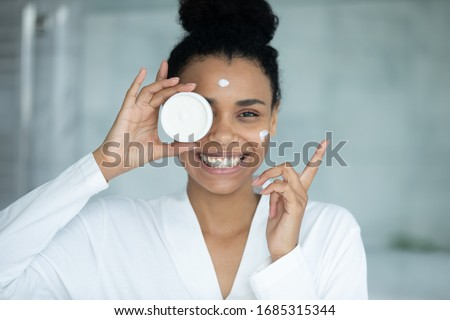 Luxus érzékeny bőrápolás hidratáló arckrém fekete Stock fotó © Anneleven