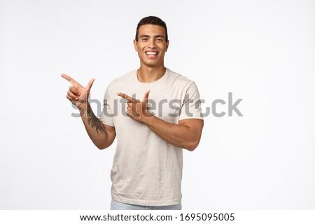 Yakışıklı adam dövme kol Stok fotoğraf © benzoix