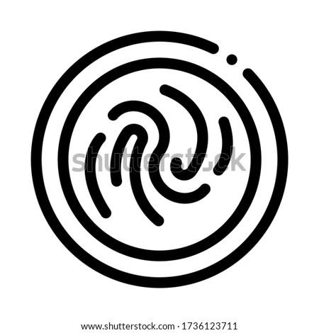 マヨネーズ プレート アイコン ベクトル 実例 ストックフォト © pikepicture